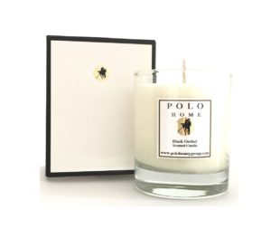 Black Orchid Scented Candle
